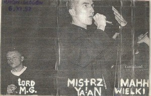1997 - MAYDAY FOTO