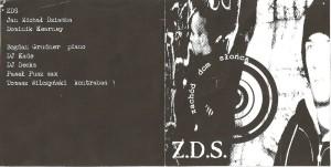 2001 - ZDS - Wojny Z Samym Sobą (cover)
