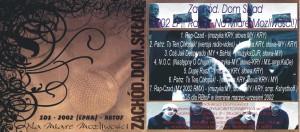 2002 - ZDS - Na Miarę Możliwości (cover)