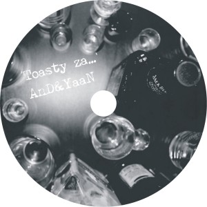2008 - AnD i Ya'aN - Toasty Za (CD)