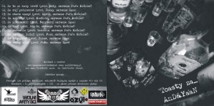 2008 - AnD i Ya'aN - Toasty Za (cover)