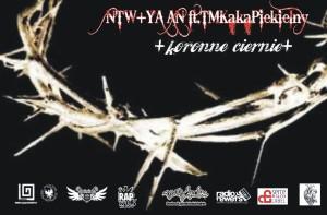 2013 - NTW+YA'AN - singiel KORONNE CIERNIE