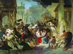 Genseric_sacking_Rome_455