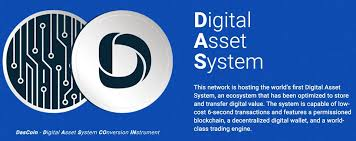 DasCoin - logo